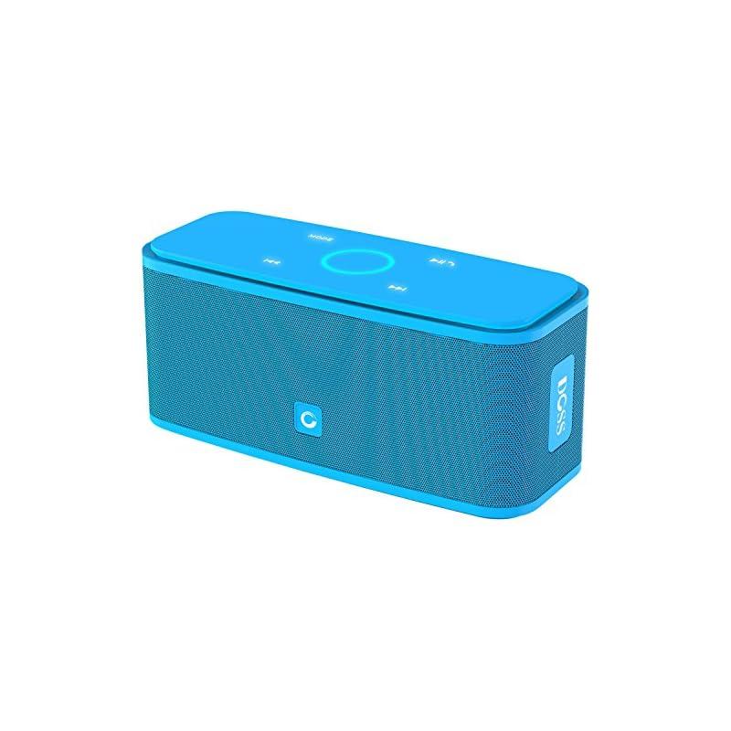 DOSS SoundBox Bluetooth Speaker, Portabl