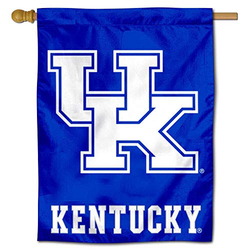 Kentucky UK Wildcats House Flag Banner ()