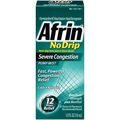 Afrin No Drip Severe Congestion, 15 ml