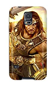 KQSLkjX7886CmpNE Case Cover For Galaxy S5/ Awesome Phone Case