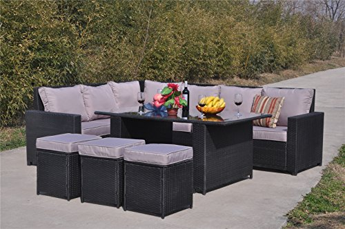 Dark Shade Garden Furniture