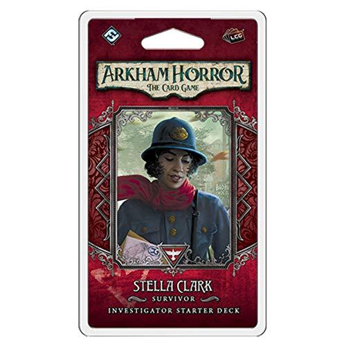 Fantasy Flight Games Arkham Horror LCG: Stella Clark Investigator Starter Deck (AHC51)