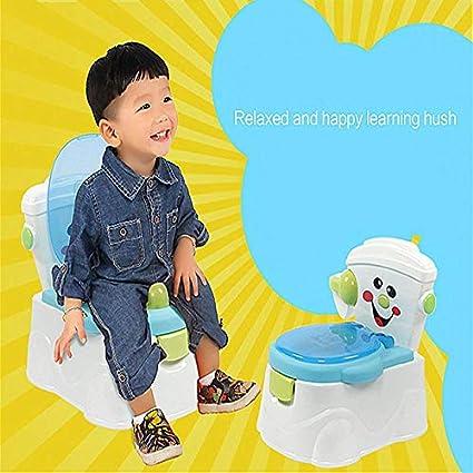 Guajave Vasino di Sicurezza per Bambini in plastica Blue