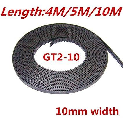 Ochoos GT2 - Correa de distribución de 10 mm para impresora 3D (4 ...