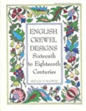 English Crewel Designs, Frances M. Bradbury, 0880450150