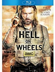 Cover Image for 'Hell on Wheels: The Complete Second Season'