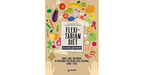 esempio di dieta settimanale sana ed equilibrata
