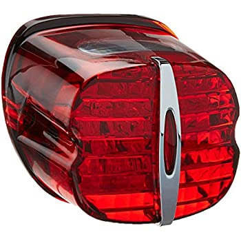 Deluxe L.E.D. Taillight Conversion, Red with License Plate Illumination