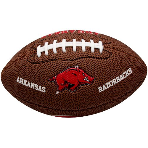 Razorbacks Team Football, Mini, Brown ()