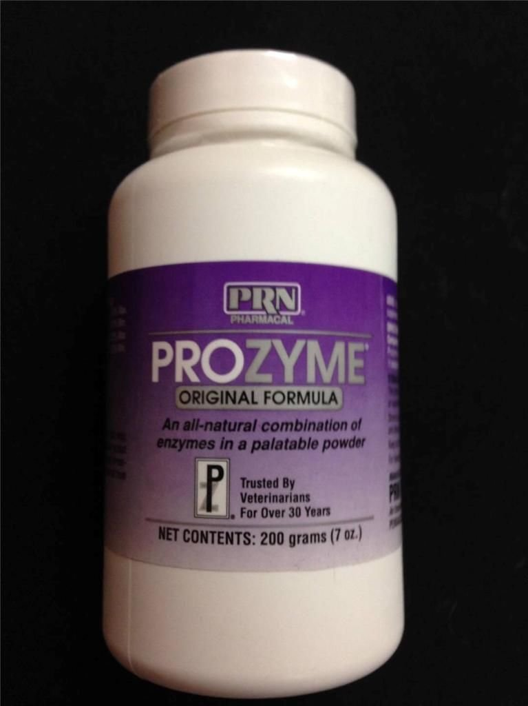 Prozyme All-Natural Enzyme Dietary Food Supplement Powder by Prozyme