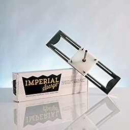 Imperial Sparge Arm - Adjustable Width for All Grain Home Brewing on any Mash Tun