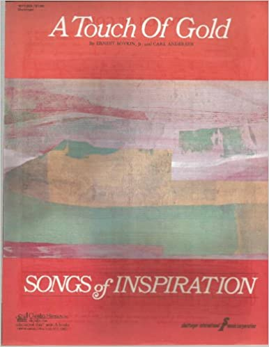 Read online Sheet Music 1976 A Touch Of Gold Songs Of Inspiration 17 PDF