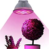 Essential Choice Limited Supply: Industrial Grade LED Grow Light Full Spectrum Hydroponic Light Bulb - High Luminosity & Low Power Consumption - Plant Grow Lights Greenhouse Garden Indoor Growing