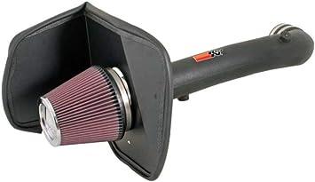 Guaranteed to Increase Horsepower: 2000-2005 TOYOTA 69-8753TR K/&N Cold Air Intake Kit: High Performance RAV4 II