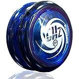Bola de yoyo - MAGIC YOYO D1 GHZ Magic yoyo Primera 2A yoyo con cadena (Azul)