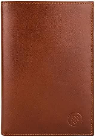 Maxwell Scott© Luxury Leather Jacket Wallet - One Size (The Pianillo)