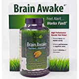 Irwin Naturals Brain Awake, 120 Liquid Soft-Gels