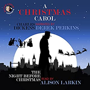 A Christmas Carol and The Night Before Christmas Audiobook