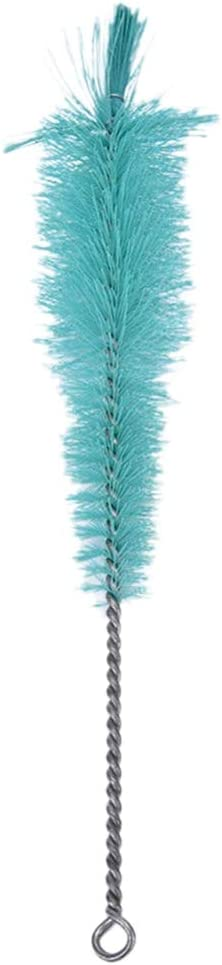 Handfly Long Bottle Brush 44cm,Bottle Cleaning Brushes,Tube Brush Nylon Bottle Pipe Cleaner for Bottle Glasses Straw Cleaning