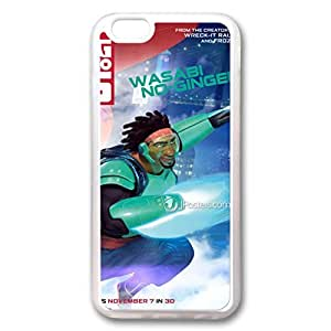 iCustomonline Case for iPhone 6 (TPU), Big Hero 6 Ultimate Protection Case for iPhone 6 (TPU)