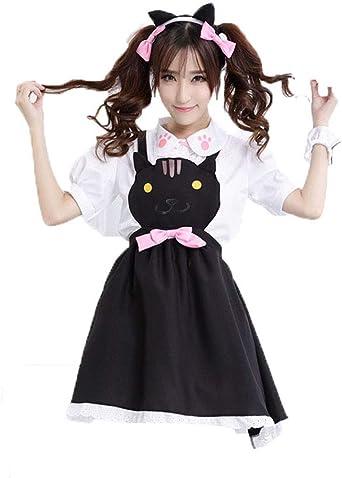een sexy Japanse meid