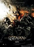 Conan The Barbarian 2011 Movie Poster 24x36in