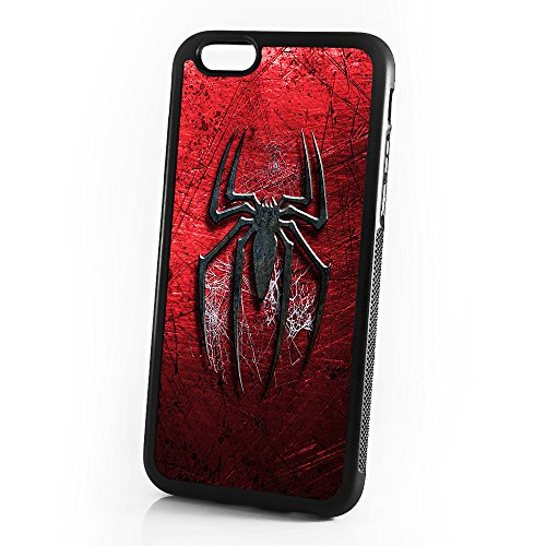 ( For iPhone 6 Plus / iPhone 6S Plus ) Phone Case Back Cover - HOT3280 Spiderman Spider Man