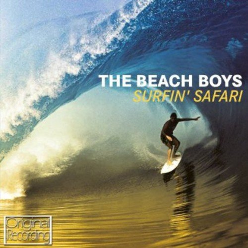 Surfin Safari Beach Boys product image