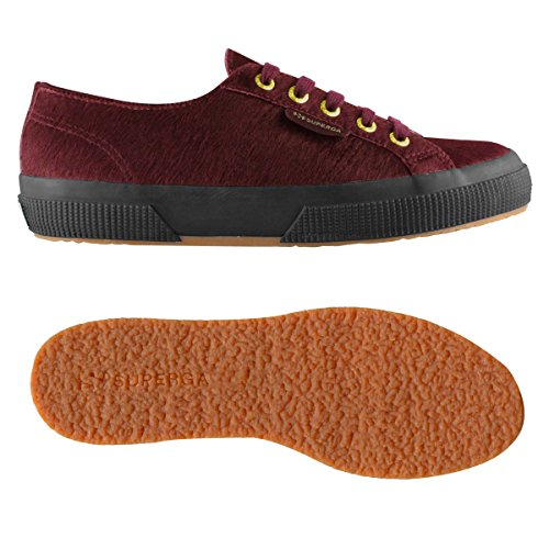 Superga Bordeaux Femme leahorsew Baskets 2750 Mode vxxpwPFaq