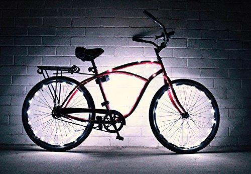 Bike Wheel / Lights - Colorful Light Accessory For Bike - Perfect...