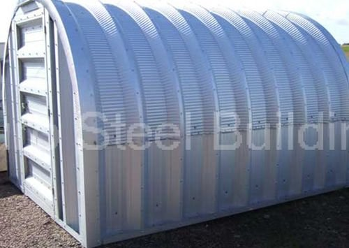 Genial Amazon.com: Duro Span Steel M16x21x11 Metal Building Industrial Heavy  Machinery Storage Shed U0026 Carport: Industrial U0026 Scientific