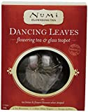 Numi Tea Dancing Leaves Teapot is a wonderful gift for tea lovers. Contains Teahouse Glass Teapot and one each of the following Flowering Teas: Flower Jewel, Starlight Rose, Dragon Lily, Emerald Sun and Golden Jasmine. Flowering Tea is a new ...