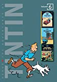 Adventures Of Tintin: Volume 6: Land Of Black Gold; Destination Moon; Explorers on the Moon