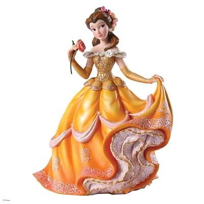Enesco Disney Showcase Belle Figurine, 8-Inch