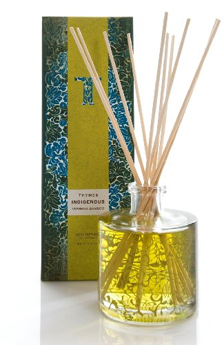 Thymes Indigenous Reed Diffuser, Verbena Bamboo by Thymes