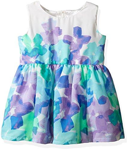 Aqua Sleeveless Dress - 6