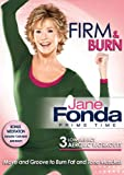 Jane Fonda Prime Time: Firm & Burn [DVD]
