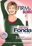 Jane Fonda Prime Time: Firm & Burn [DVD]