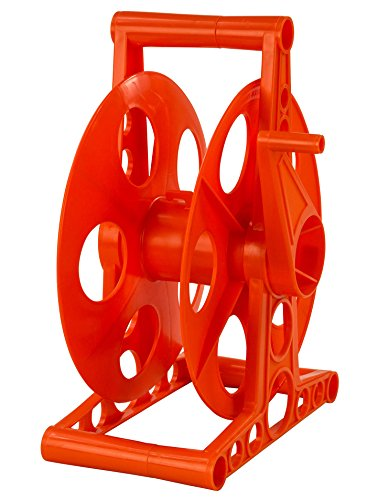 pool backwash hose reel - 1