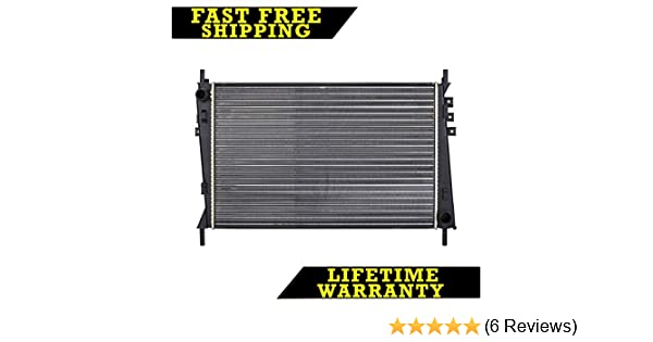 Amazon.com: Radiator For 02-08 Jaguar X-Type V6 2.5L 3.0L Fast Great Quality: Automotive