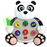 Early Learning Melody Panda Electronic Learning Toy with Six Sing-Along Melodies, Baby & Kids Zone