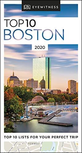 Best Of Boston 2020.Amazon Com Dk Eyewitness Top 10 Boston Pocket Travel Guide