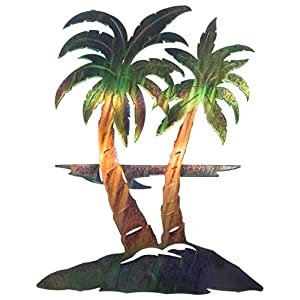 51YUhjAvr7L._SS300_ Best Palm Tree Wall Art and Palm Tree Wall Decor For 2020