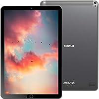 Tablet 10.1 Pollici 2.4G+5G Dual Band WiFi - ZONMAI Tablet PC Android 7.0 Quad Core, RAM da 3GB e 64GB ROM Batteria 8000 mAh 1280 X 800 IPS