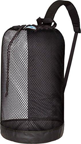 Stahlsac B.V.I. Mesh Backpack (Black)