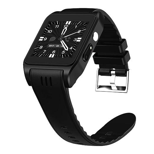 HUIGE Smart Watch, Estudiantes Mayores De X86 De Dos Vías De Posicionamiento Android Inteligente Reloj Adulto WiFi Tarjeta De Teléfono Reloj