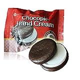 the SAEM Chocopie Hand Cream - Cookies & Cream