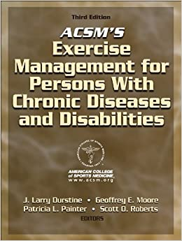 Acsm's Exercise Management For Persons With Chronic Disease And Disabilities por Acsm epub