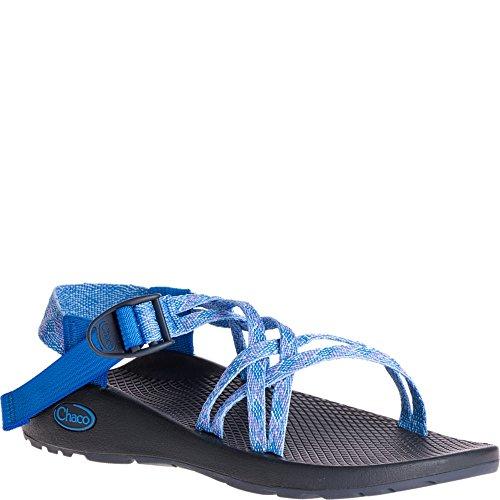 Chaco J106090W: Women's ZX1 Braid Blue Classic Sport Sandal (8 D - Wide)