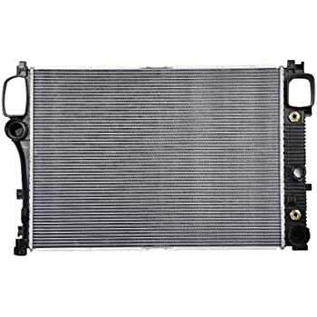 For Mercedes C216 W221 CL550 CL600 CL63 AMG S400 S550 S63 AMG Radiator APDI
